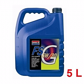 GRANVILLE FS-G 5W-30 ENGINE OIL 5 LITRE